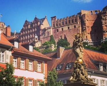 aufgegabelt unterwegs: Heidelberg – ein kleiner (kulinarischer) Reisebericht