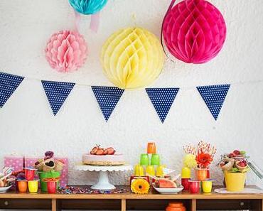 Fruchtzwerge Party
