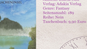 [Rezension] Dracheninsel Irmela