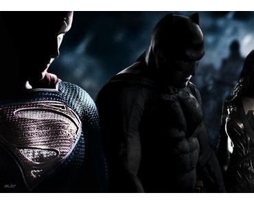 Superman v Batman im Test