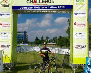 Vogtaland Challenge – DM Cross-Triathlon 2016