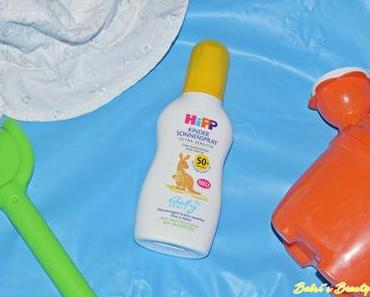 Hipp Kinder Sonnenspray 50+ Review: