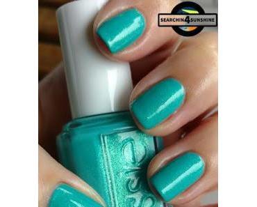 [Nails] NailArt-Dienstag: Stamping mit essie 423 viva antigua!