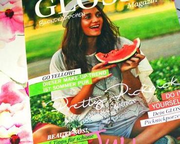 """Glossybox Juli 2016 - """"Pretty Picknick Edition"""""""
