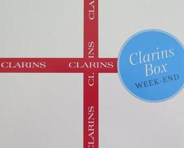 "Die Clarins Box "" Week- End """