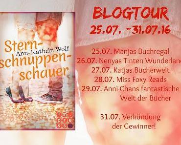 [Blogtour] »Sternschnuppenschauer« von Ann-Kathrin Wolf - Tag 3