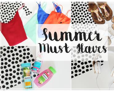 10 Summer Must Haves in 2016   Erfrischende Duschgele, Kopfhörer, Tops & Co.