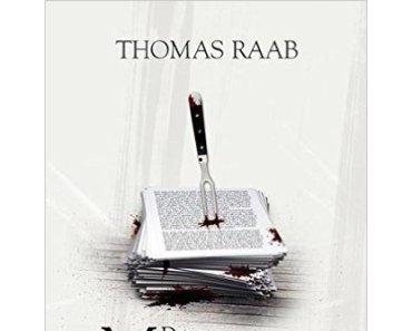 [Ich freue mich auf] Der Metzger von Thomas Raab