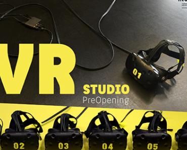 HTW Werkschau und VR Studio PreOpening am 29. und 30. Juli 2016 in Berlin