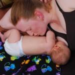 Stillen – gut für Mama und Baby
