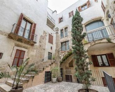 Wohnen an der Flaniermeile von Palma – Altstadt-Apartment von First Mallorca verbindet zwei Welten.