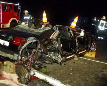 Motorradunfall Kehl 25-jähriger tödlich verletzt