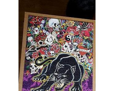 [Puzzle] Ed Hardy – Black Panther