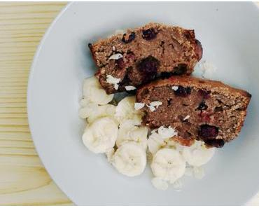Bananen-Cranberry-Brot