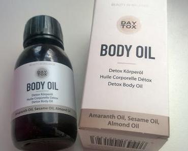 Daytox Body Oil