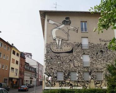 Stadt.Wand.Kunst – Die Ausstellung