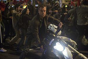 """""""Jason Bourne"""" [USA 2016]"""
