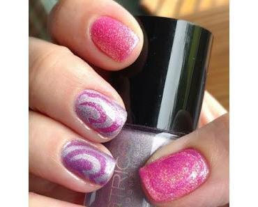 [Nails] Mädchenzeit 2.0 mit CATRICE 06 Call Me Princess, C04 PLUMbeach & C04 Plum Me Up Scotty