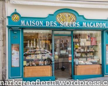 Ein kulinarischer Kurzurlaub in der Lorraine- Teil 6: Nancy – Macarons des sœurs Macarons