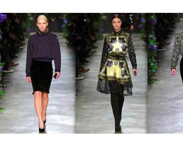 Givenchy Women Fall Winter 2011 / 2012 Collection