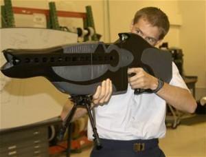USA: Laserblendwaffen gegen Demonstranten