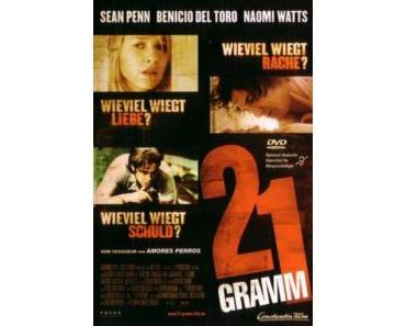 """Geheimtipp: """"21 Gramm"""""""