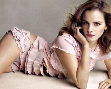 Emma Watson : das neue Gesicht von Lancôme
