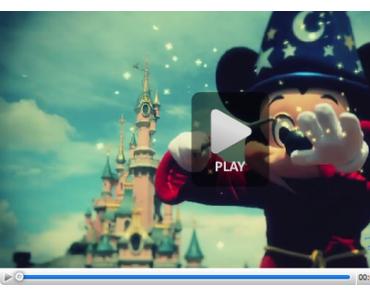 Video: Disneyland Paris im Miniaturlook