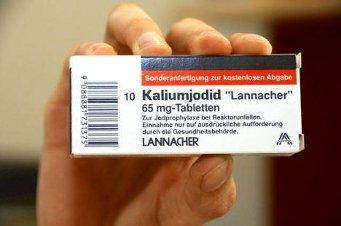 Kaliumjodid-Tabletten kaufen?