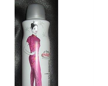 Evian Spray Shanhai Beauty