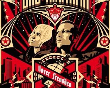 Mono & Nikitaman: Unter Freunden [Rootdown Rec. / VÖ: 01.04.2011] Dancehallpunks eben ...