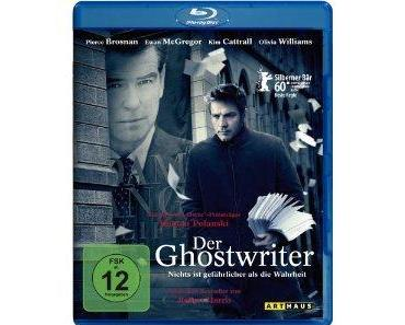Der Ghostwriter Bluray