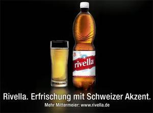 Rivella – Erfrischung mit Schweizer Akzent