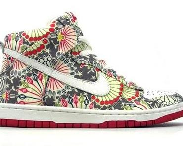 Nike Dunk Hi Skinny Premium x Liberty of London