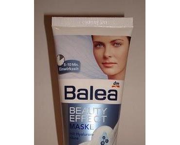 Balea Beauty Effect Power Maske