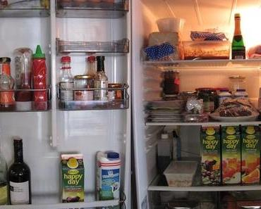09 the contents of your fridge, mtv cribs style.