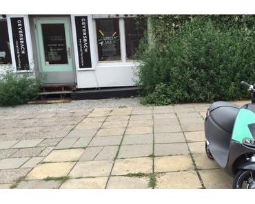 Neuer eScooter-Sharingdienst Coup startet in Berlin