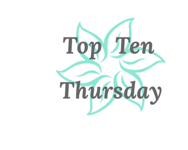 [TopTenThursday] Wenn du nur 10 deiner Bücher behalten dürftest, welche wären es?