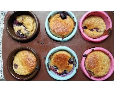 Blaubeer-Orangen-Muffins