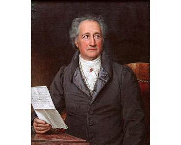 Johann Wolfgang von Goethe Steckbrief