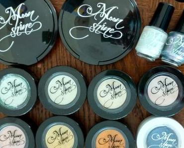 [Haul] Moonshine Mineral Make-Up