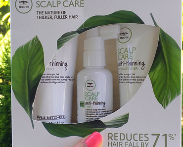 Paul Mitchell Scalp Care Anti-Thinning - The Nature Of Thicker, Fuller Hair