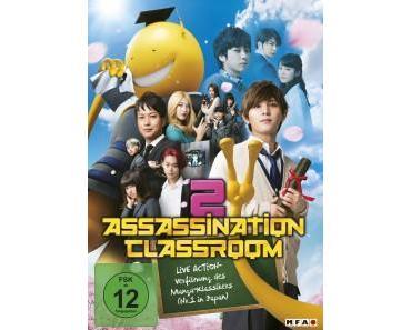 """Assassination Classroom 2"" – Teil 2 der Live-Action-Adaption ab 28. Oktober 2016 als DVD & Blu-ray!"