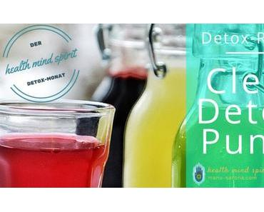 Clean Detox-Punch (Saft)