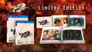 """Steins;Gate 0"" – Inhalte der Limited Edition enthüllt"