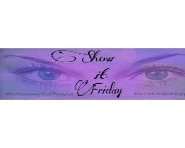 [Show it Friday] #12/1 - Zeige ein Buch, welches das erste Buch aus deinem heutigen Lieblings-Genre ist.