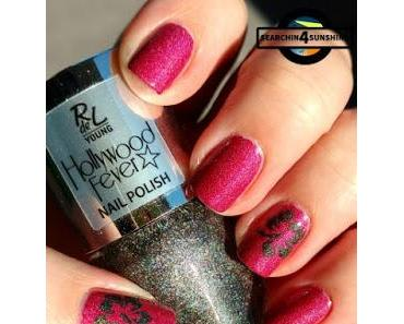 [Nails] Mädchenzeit 2.0 mit essence exit to EXPLORE nail polish 04 PINK PARROT