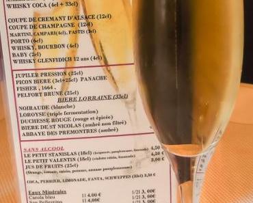Ein kulinarischer Kurzurlaub in der Lorraine- Teil 9: Restaurant – LE PETIT COMPTOIR – in Lunéville (1)