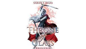 {Rezension} Sarah Maas Kriegerin Schatten (Throne Glass