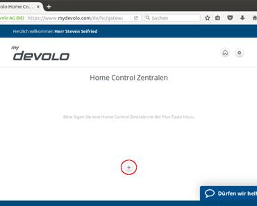 Der devolo Home Control Funkschalter